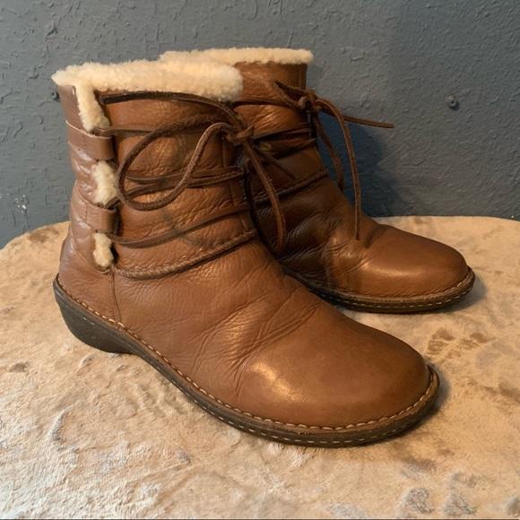 a47f66c73a3 Ugg Australia Caspia 1932 women's ankle boots 10